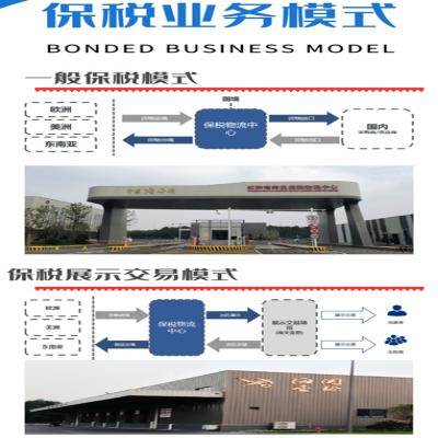 为进博会提供支持——东方国际物流虹桥保税仓